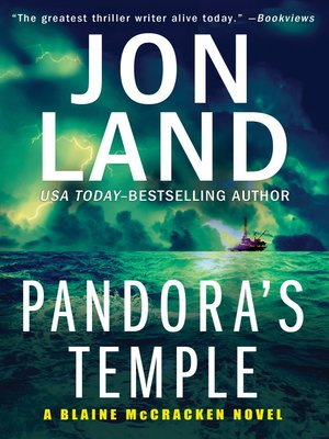 cover image of Pandora's Temple