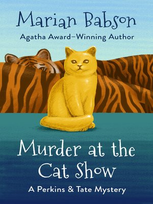 cover image of Murder at the Cat Show