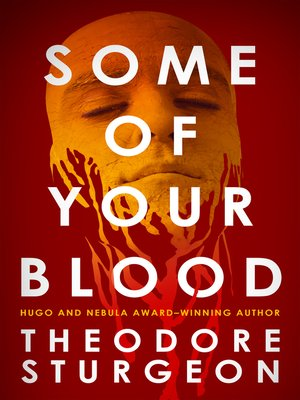 cover image of Some of Your Blood