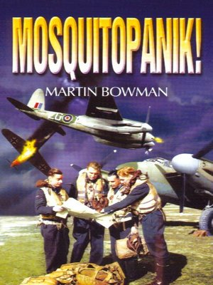 cover image of Mosquitopanik!