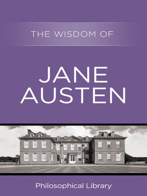 cover image of The Wisdom of Jane Austen