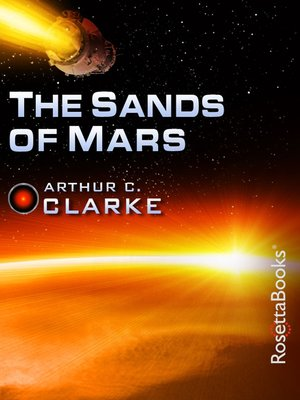 cover image of The Sands of Mars