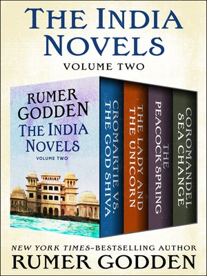 cover image of The India Novels Volume Two