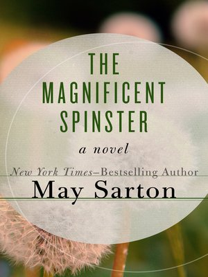 cover image of The Magnificent Spinster