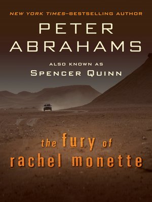 cover image of The Fury of Rachel Monette