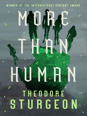 cover image of More Than Human