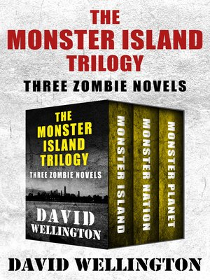 cover image of Three Zombie Novels