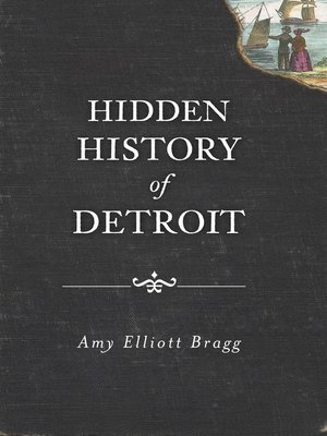 cover image of Hidden History of Detroit