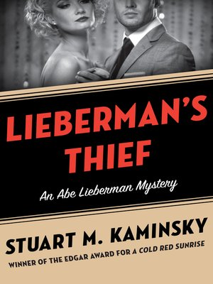 cover image of Lieberman's Thief