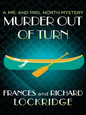 cover image of Murder Out of Turn