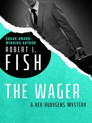 cover image of The Wager