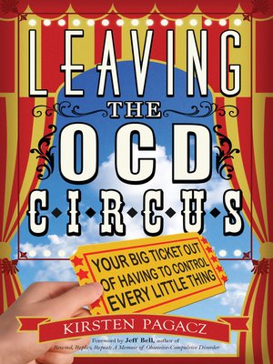 cover image of Leaving the OCD Circus