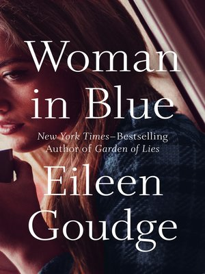 cover image of Woman in Blue