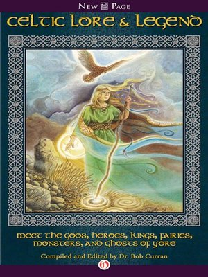 cover image of Celtic Lore & Legend