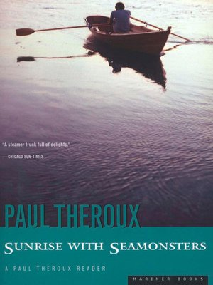 cover image of Sunrise with Seamonsters