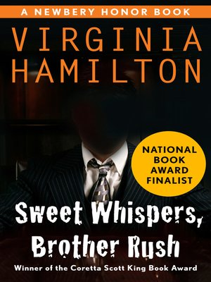 cover image of Sweet Whispers, Brother Rush
