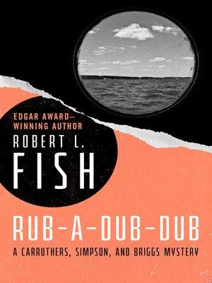 cover image of Rub-A-Dub-Dub