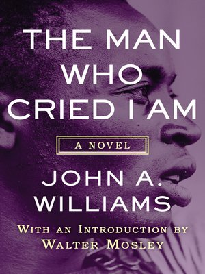 cover image of The Man Who Cried I Am