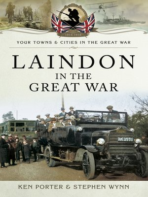 cover image of Laindon in the Great War