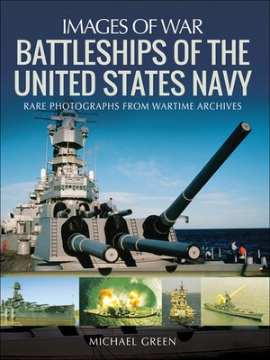 cover image of Battleships of the United States Navy