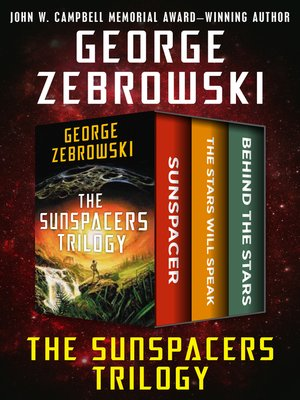 cover image of The Sunspacers Trilogy