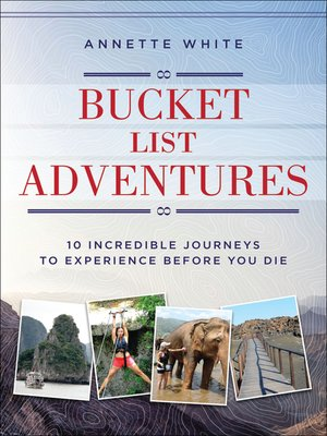 cover image of Bucket List Adventures