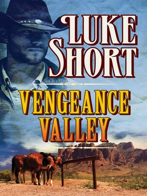 cover image of Vengeance Valley