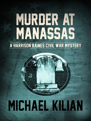 cover image of Murder at Manassas