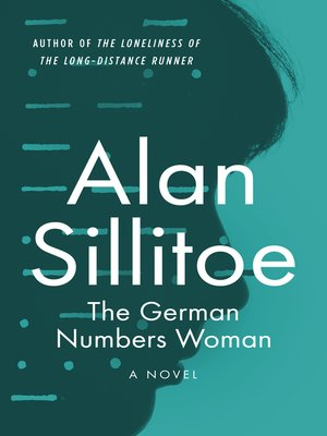 cover image of The German Numbers Woman
