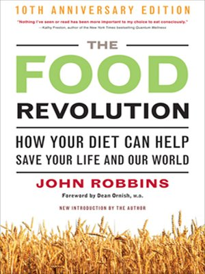 cover image of The Food Revolution