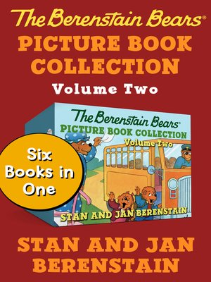 cover image of The Berenstain Bears Picture Book Collection Volume Two