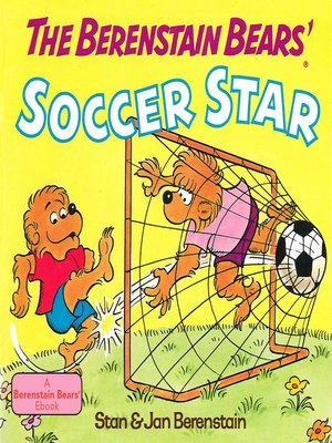 cover image of The Berenstain Bears' Soccer Star