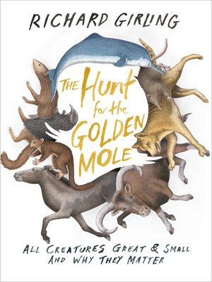 cover image of The Hunt for the Golden Mole