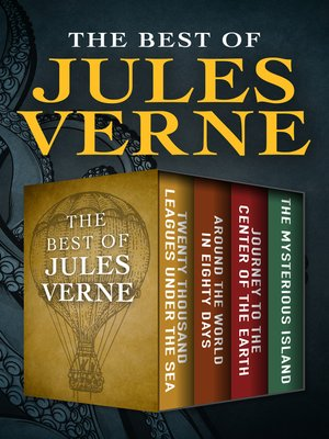 cover image of The Best of Jules Verne