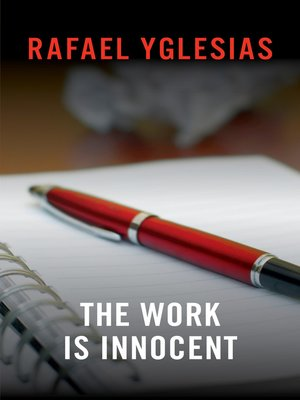 cover image of The Work Is Innocent