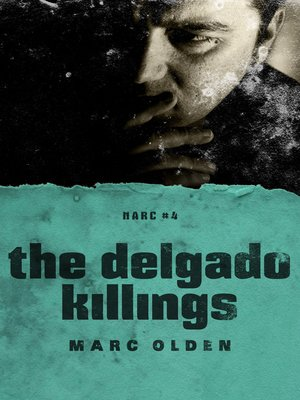 cover image of The Delgado Killings