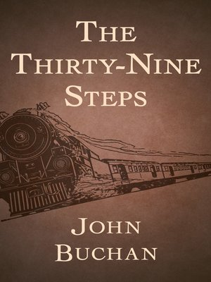 cover image of Thirty-Nine Steps