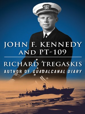 cover image of John F. Kennedy and PT-109