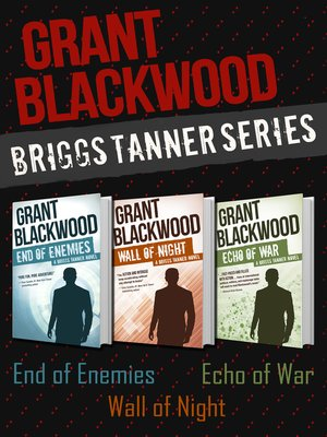 cover image of Briggs Tanner Series