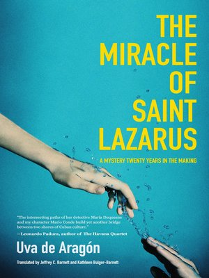 cover image of The Miracle of Saint Lazarus