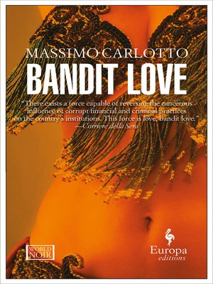 cover image of Bandit Love