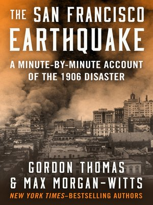 cover image of The San Francisco Earthquake
