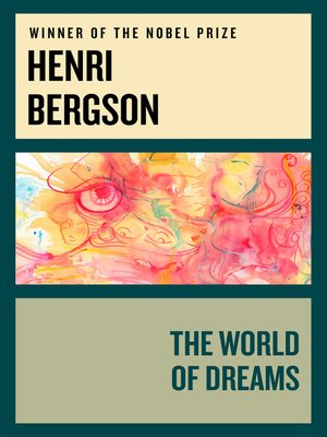 cover image of The World of Dreams