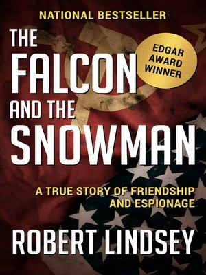 cover image of The Falcon and the Snowman