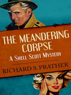 cover image of The Meandering Corpse