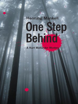 cover image of One Step Behind