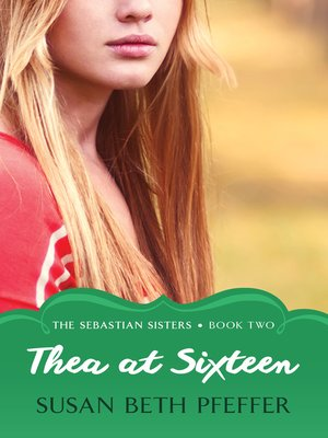 cover image of Thea at Sixteen