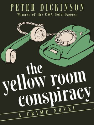 cover image of The Yellow Room Conspiracy