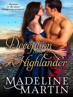 cover image of Deception of a Highlander