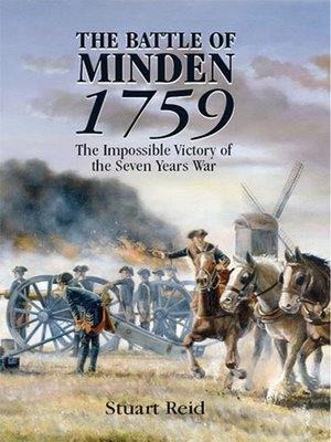 cover image of The Battle of Minden, 1759
